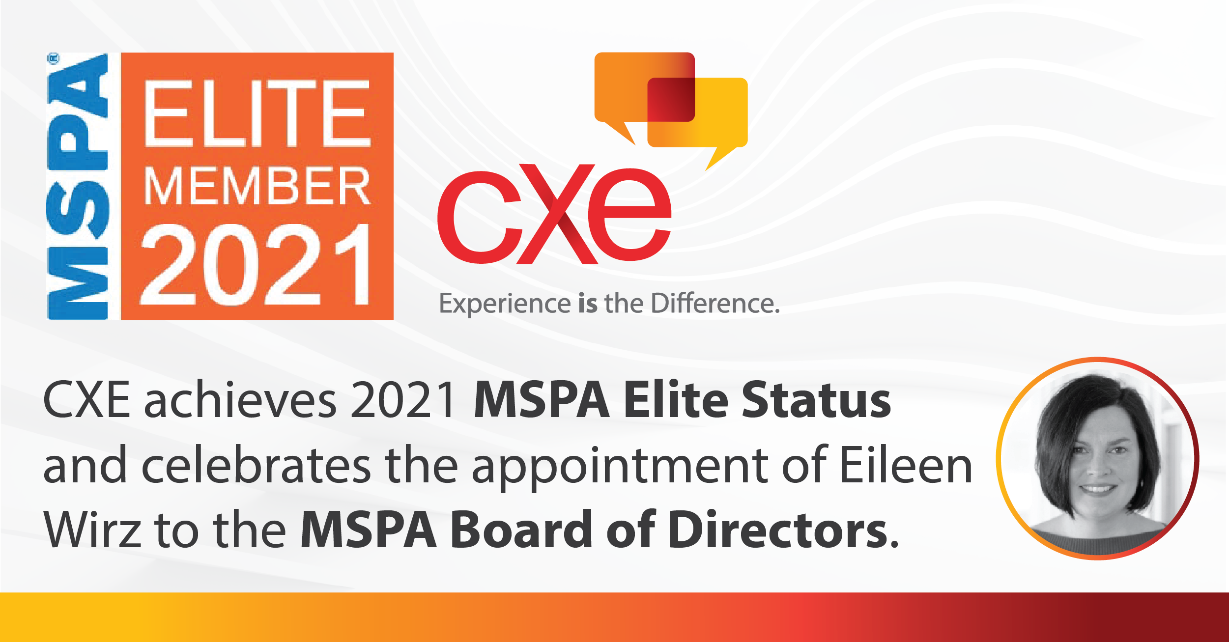 CXE achieves MSPA Elite 2021_V2-01