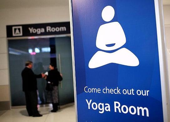 Yoga Room San Francisco International Airport